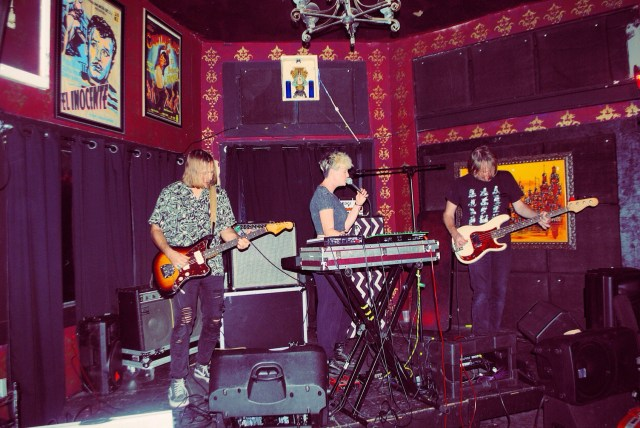 Pale Dian lit up the  night with their high energy