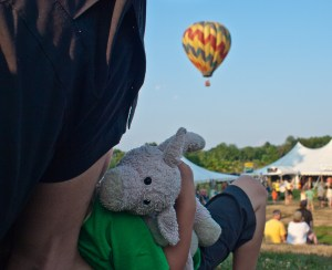 Time, pigs, and things that fly, on the Hilltown Families Blog