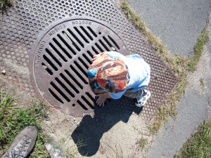 Off the Mat: Down the Drain