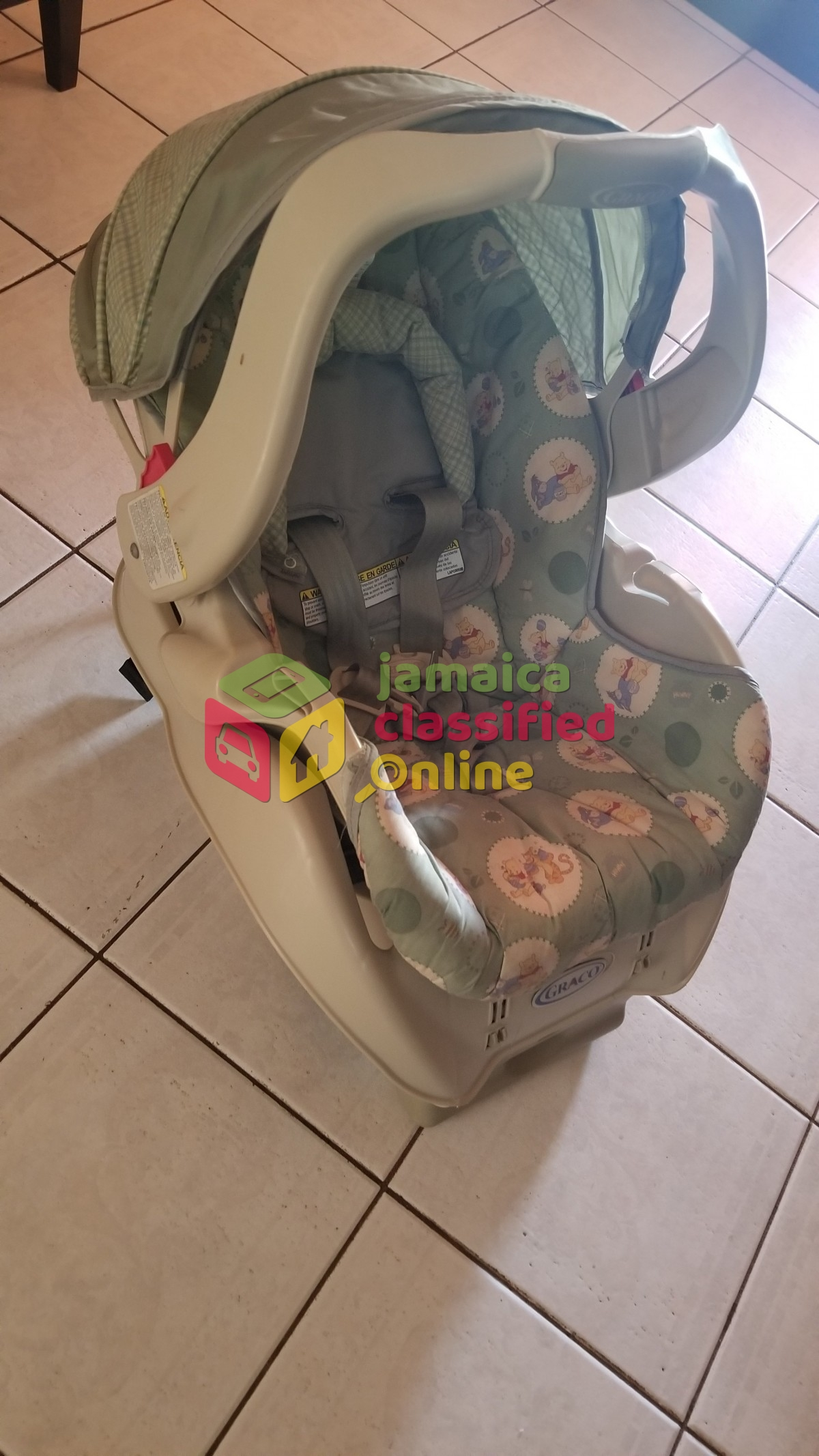 Infant Carrier Military Graco Infant Carrier And Car Seat For Sale In May Pen