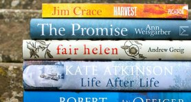 Shortlisted books 2014