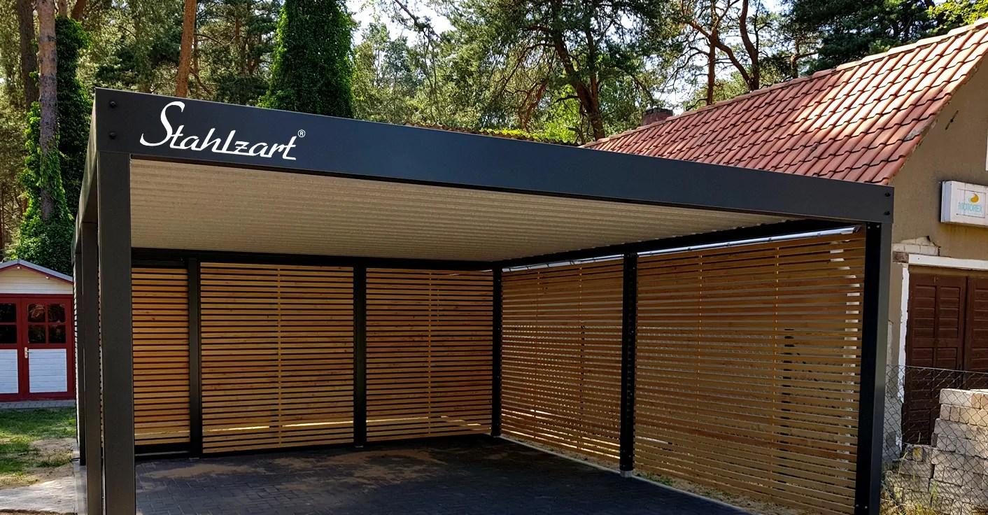 Holz Carport Dresden | Preis Carport Holz Carport Kosten Was Kostet ...