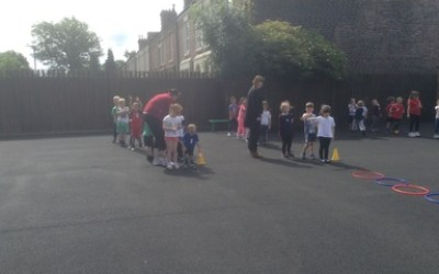 Sports day !