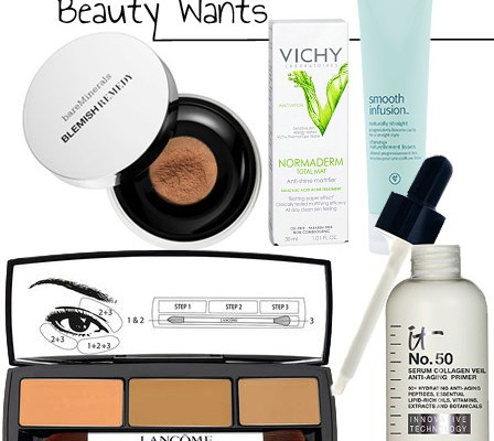 Beauty Wants: Fall 2014