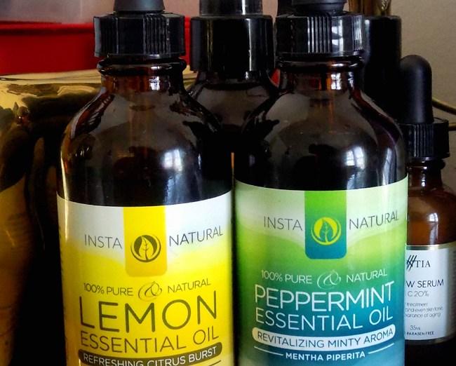 uses-for-lemon-oil-peppermint-oil