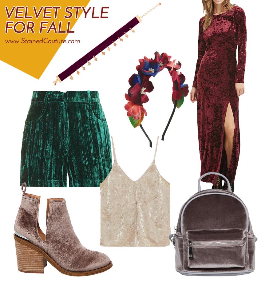 velvet for fall 2016