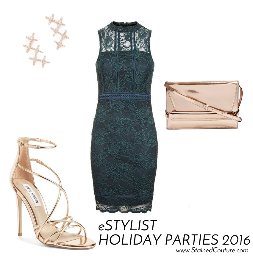 estylist holiday parties 2016