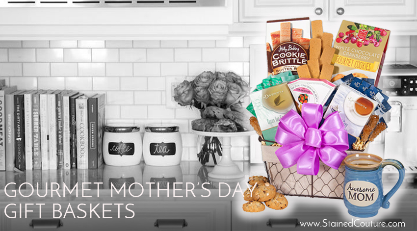 gourmet mother's day gift baskets