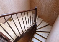 Elegance and originality of winder stairs | Staircase design
