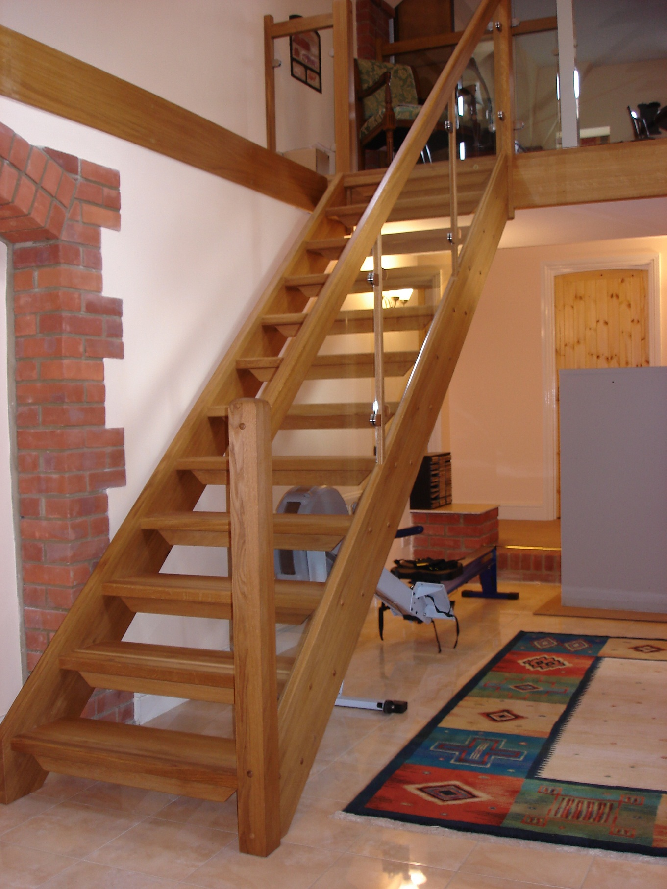 Wooden Staircase Pictures New Wooden Staircase Staircase Design