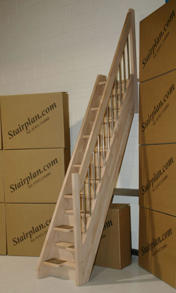 Online Gallerie Alternating Tread Staircases - Space Saving Staircases