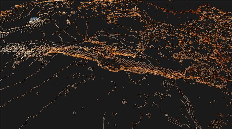 3d Laser Wallpapers 3d Mars Maps Gt Stamen Design