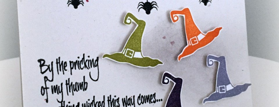 SPOOKY GREETINGS AND BIBLE JOURNALING