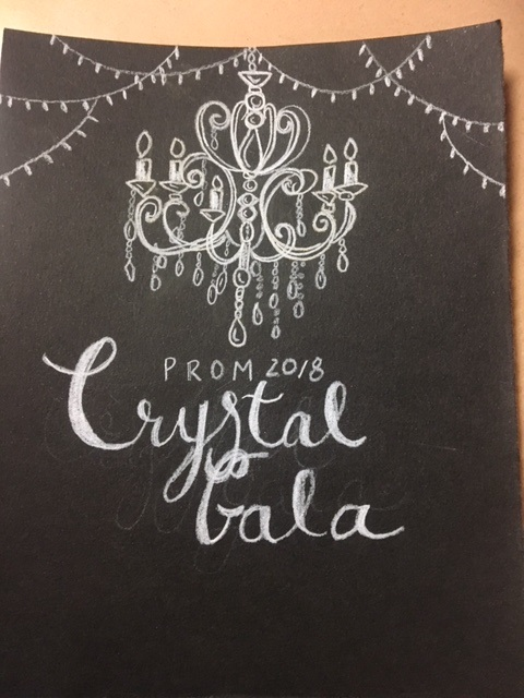 Prom 2018 Will Be an Elegant Crystal Gala \u2013 The Stampede