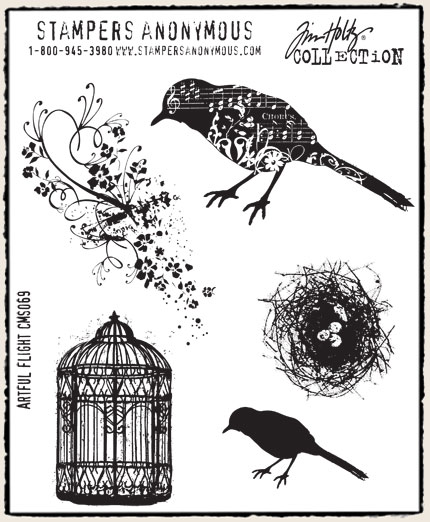 image by Tim Holtz