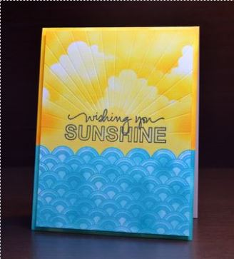 Project: Sunshine Card