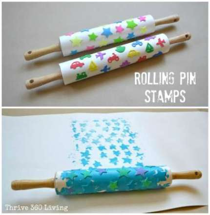 Project: Rolling Pin Stamps