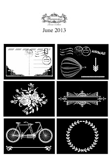 Freebie: Negatives for Stampmaker