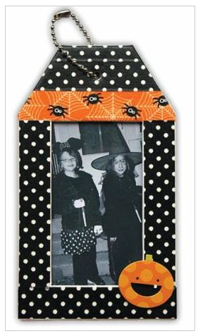 Project: Hallowen Tag