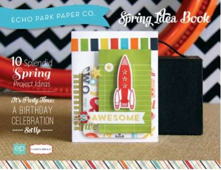 Freebie: Paper Crafting Ideas Book