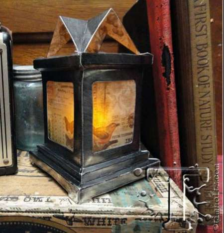 Project: DIY Luminary Light