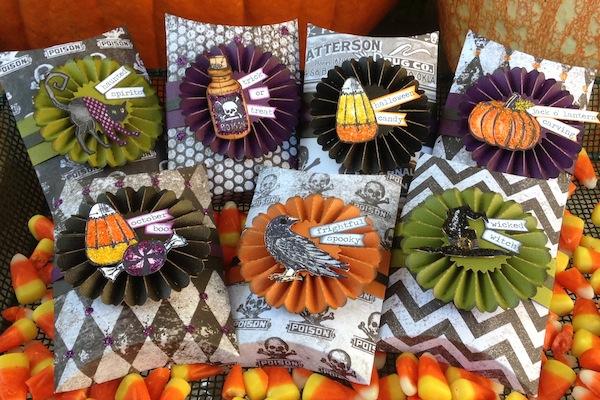 Project: Halloween Treat Box