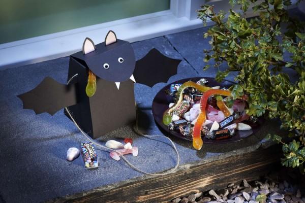Project: Bat Treat Bag