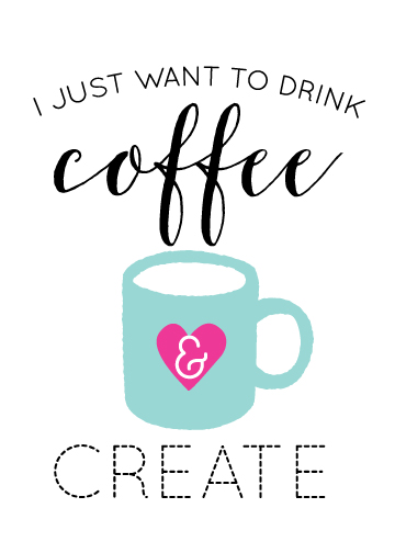 Freebie: Creative Coffee Image