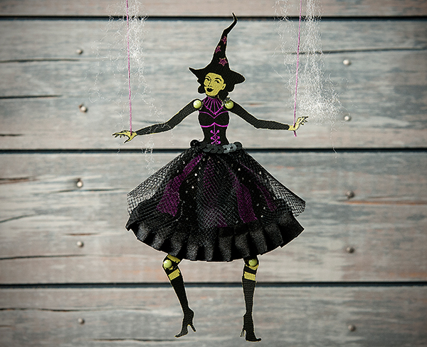Project: Paper Doll Witch