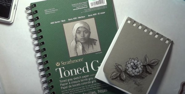 Tutorial: Get a Hand Sketched Look with Rubber Stamps