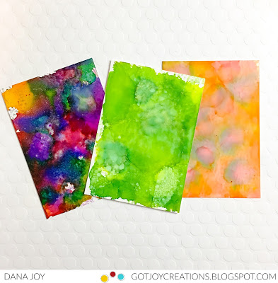 Technique: Paper Marbling