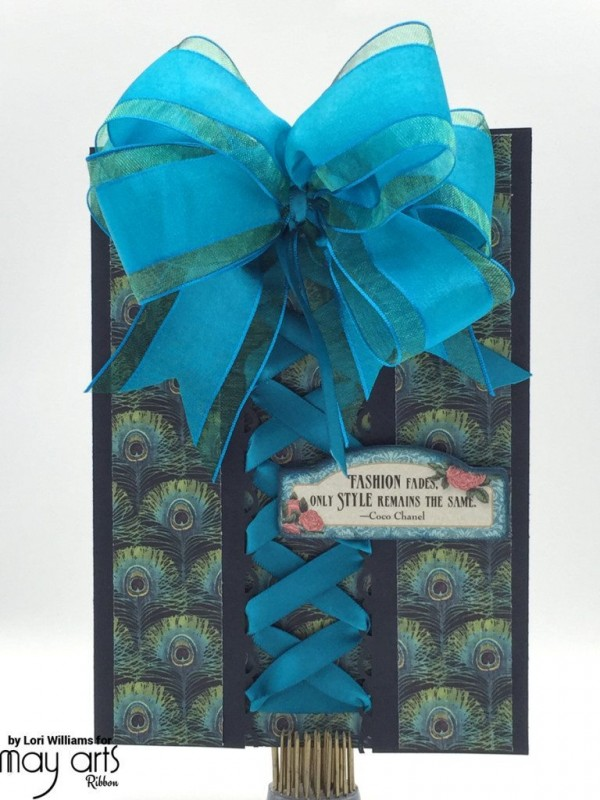 Project: Corset Card