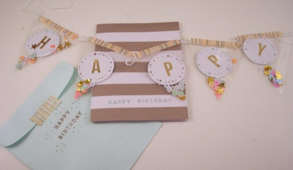 Review and Giveaway: Stampin' Up Paper Pumpkin Kit for June