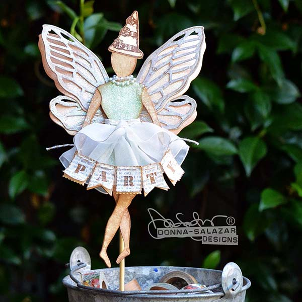 Project: Fairy Art Doll