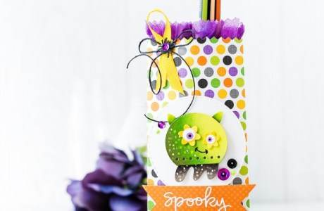 Project: Halloween Monster Treat Bag