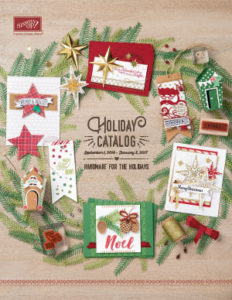 Stampin Up Holiday Catalog - Mary Fish www.stampinpretty.com