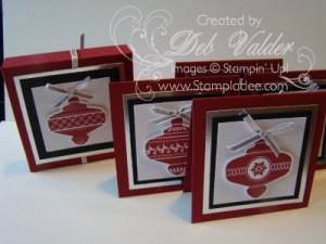 Envelope Punch Board Box 2