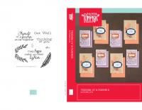 October 2018 Kit Stamp Case Insert