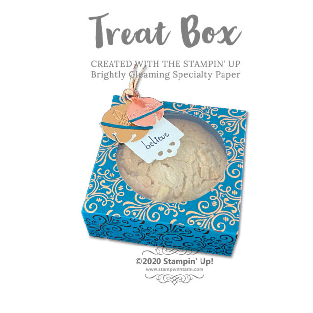 CHRISTMAS IN JULY BLOG HOP stampin' up!