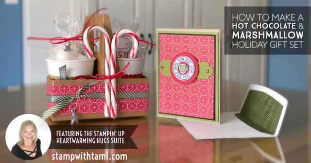 Hot Chocolate For 2 Gift Set Tutorial