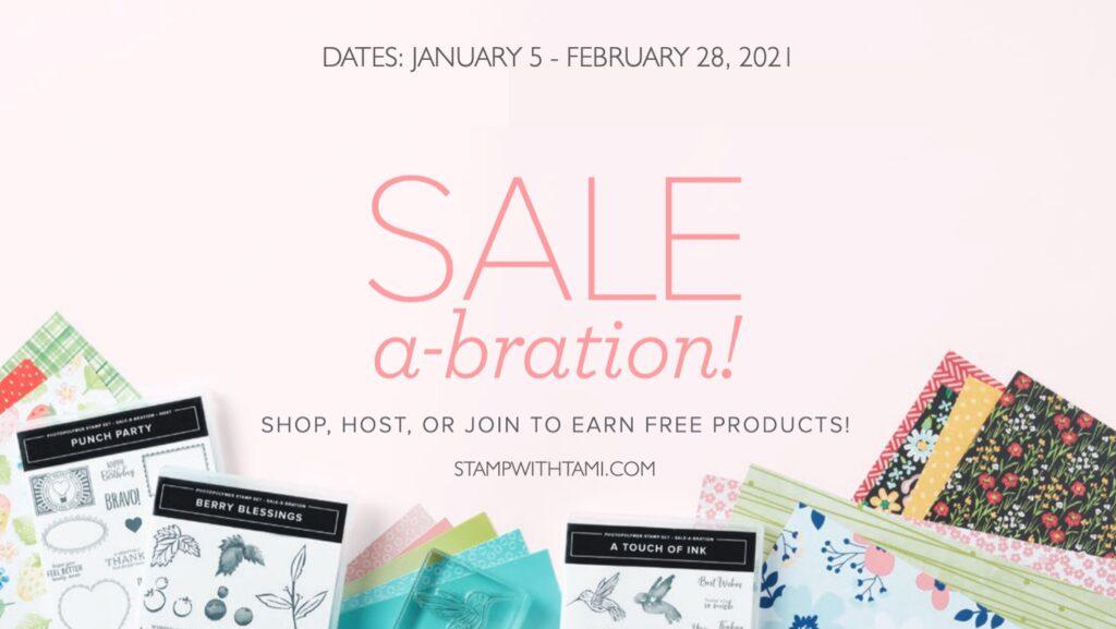 2021 Catalog & Sale-a-bration