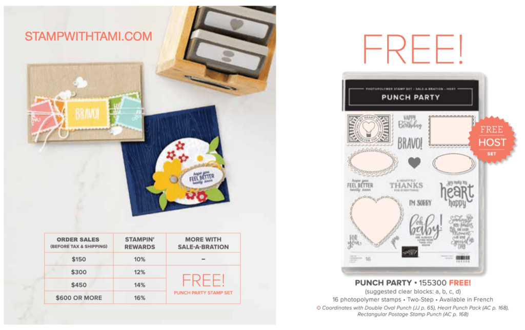 2021 Catalog & Sale-a-bration earn free products