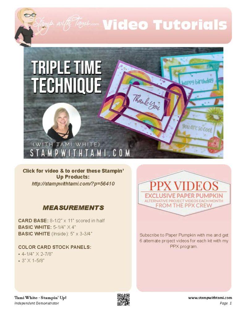 2021 April Paper Pumpkin pdf