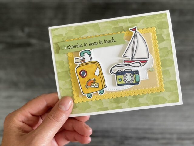 Sweet Farewell Card