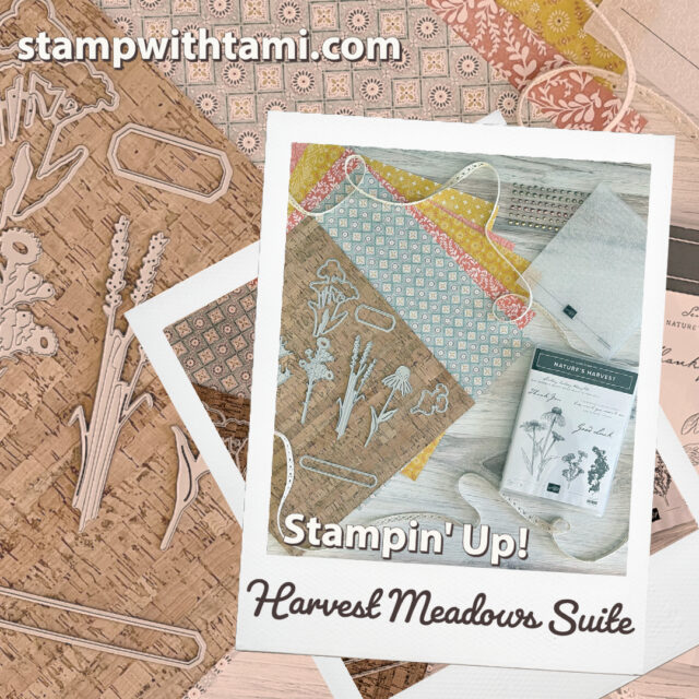 Stampin Up Harvest Meadow Suite Kit