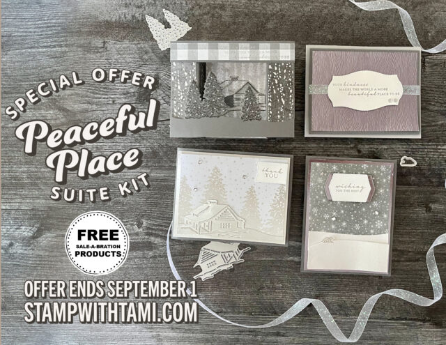 Peaceful Place Gift Box