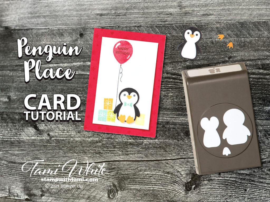 Penguin Place Card Tutorial