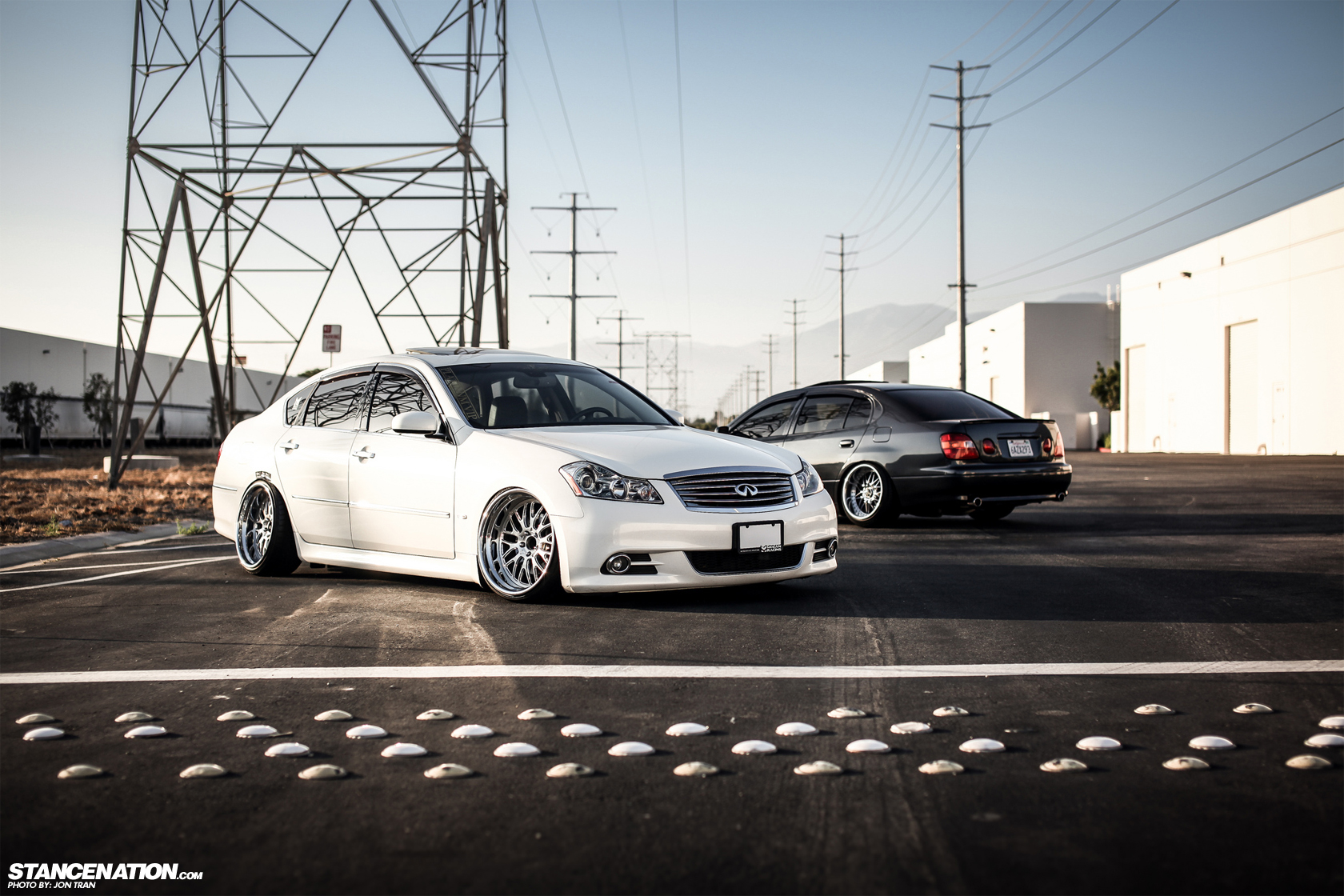 Garage Auto Nation Phantom Garage Usa Inifniti M35 And Lexus Gs300