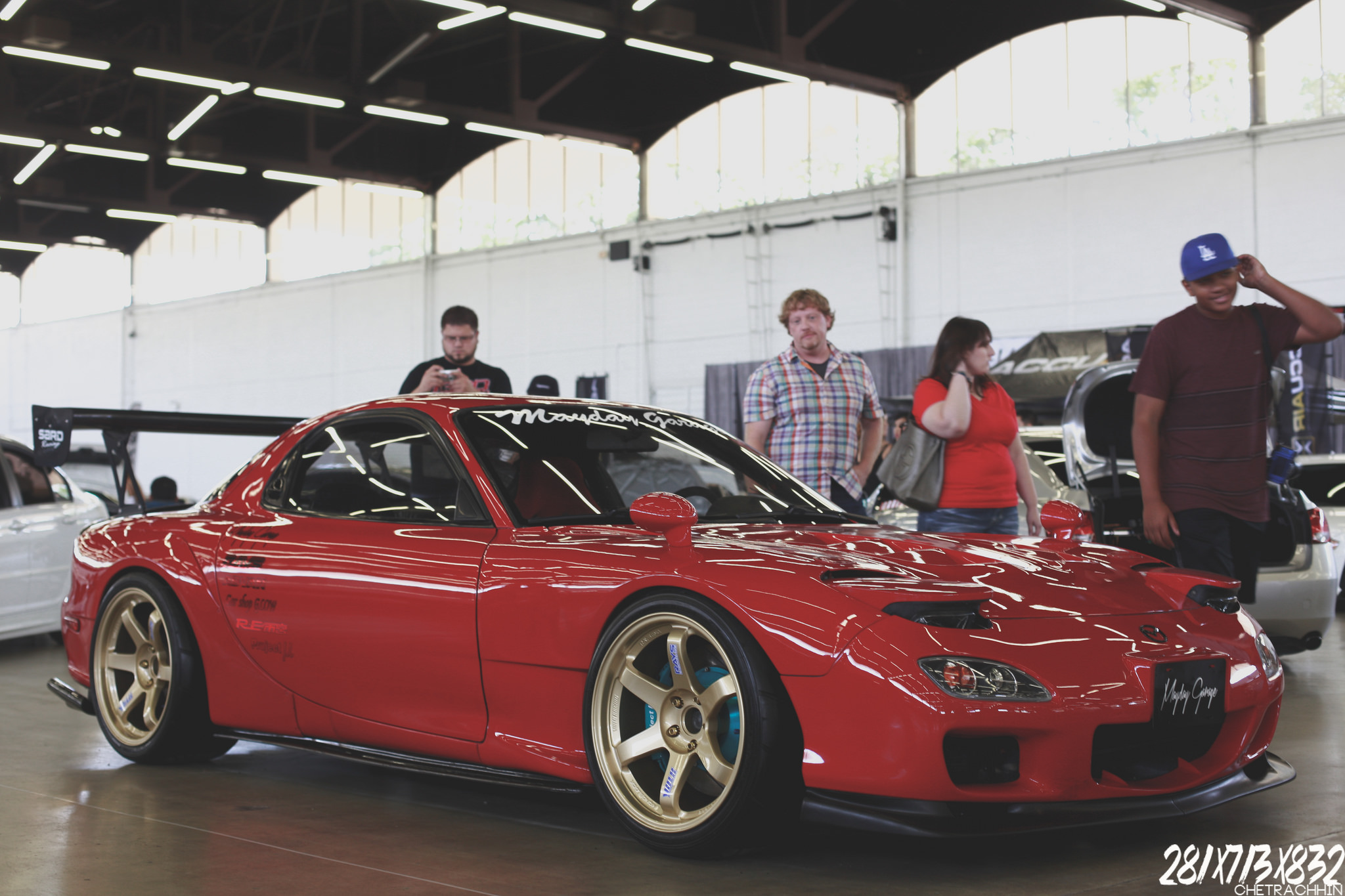 Garage Auto Nation The Mayday Garage Mazda Rx7 Stancenation Form