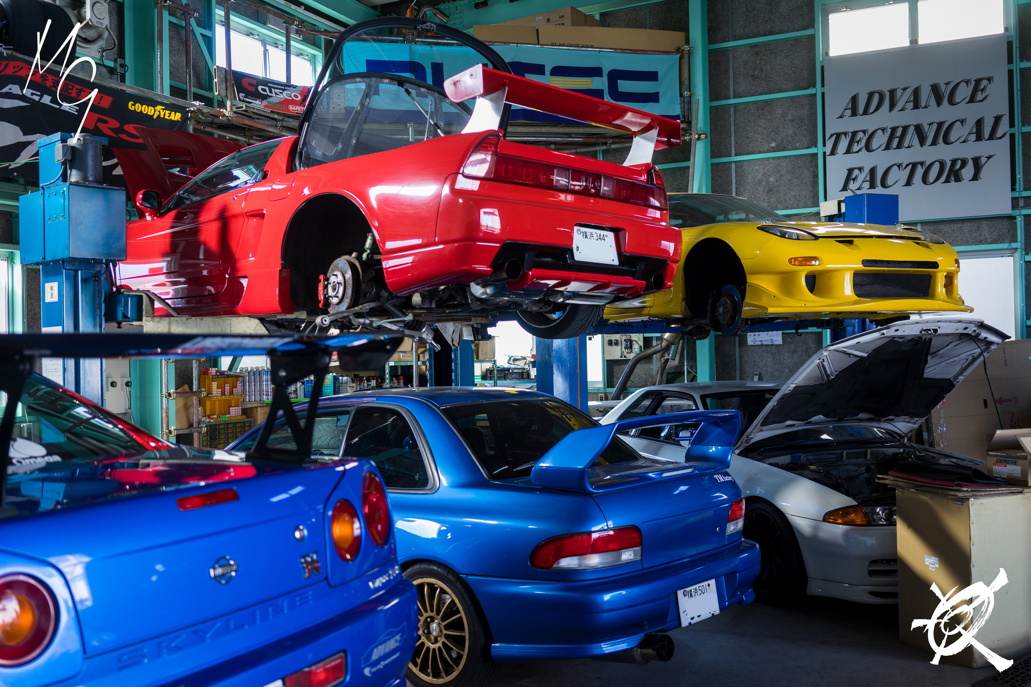 Garage Auto Nation Which Would You Choose Stancenation Form Gt Function